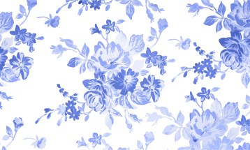 Blue-Floral-Watercolor-Background